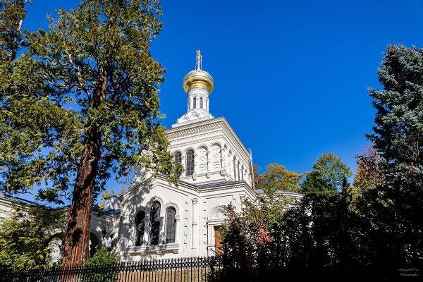 Состоялось празднование 140-ой годовщины церкви великомученицы Варвары в Веве / synod.com