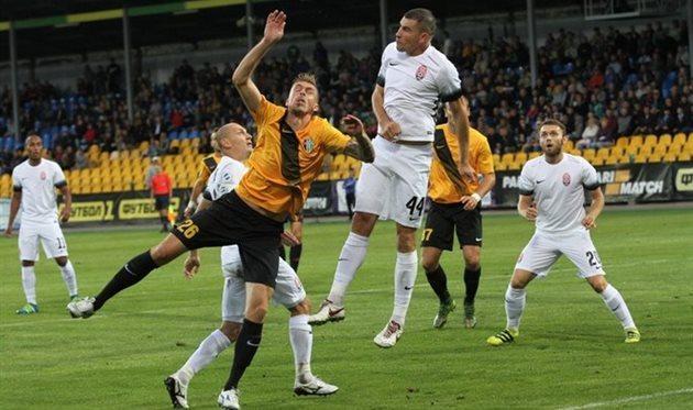 """Зоря і Олександрія """" не забивали голів один одному в матчі Прем'єр-ліги / Football.ua"""