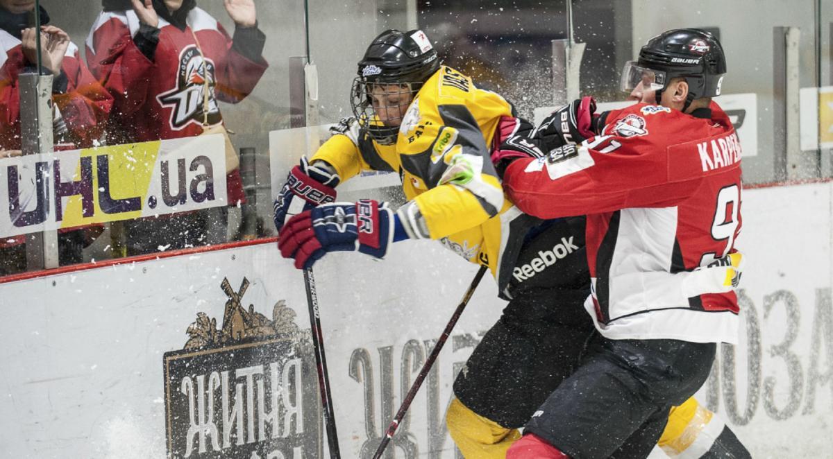 Донбасс уверенно обыграл Белый Барс в матче УХЛ / uhl.ua