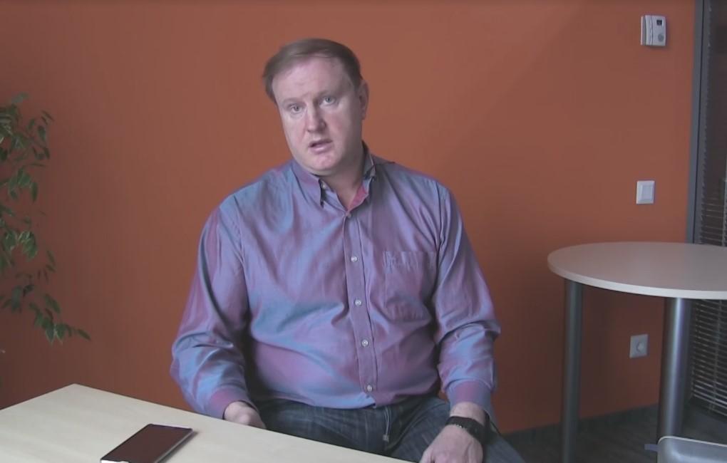 Alexei Dushutin / Screenshot from Radio Svoboda video