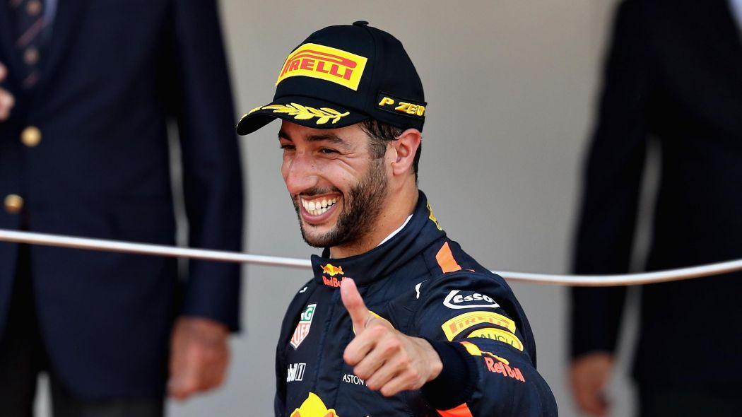Даниэль Риккардо выиграл квалификацию Гран-при Мексики / Eurosport
