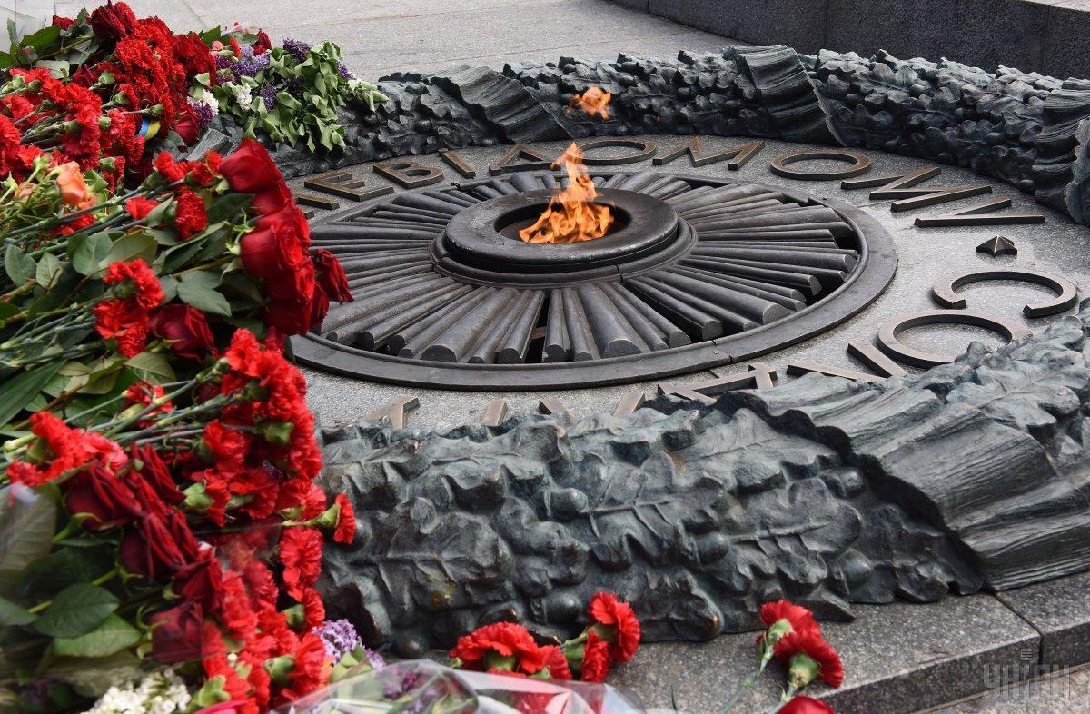 Сегодня 74-я годовщина изгнания нацистских оккупантов / фото УНИАН