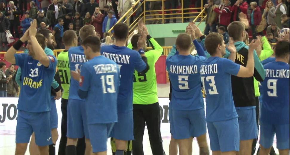 Збірна України з гандболу / handball.net.ua