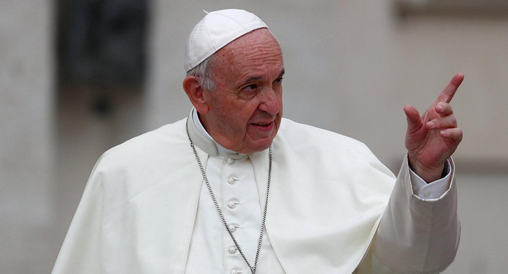 Папа Римський / ru.sputnik-news.ee