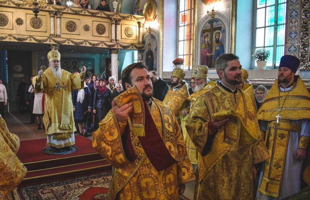 В Павлограде отметили 120-летие старинного собора / павлоград.dp.ua
