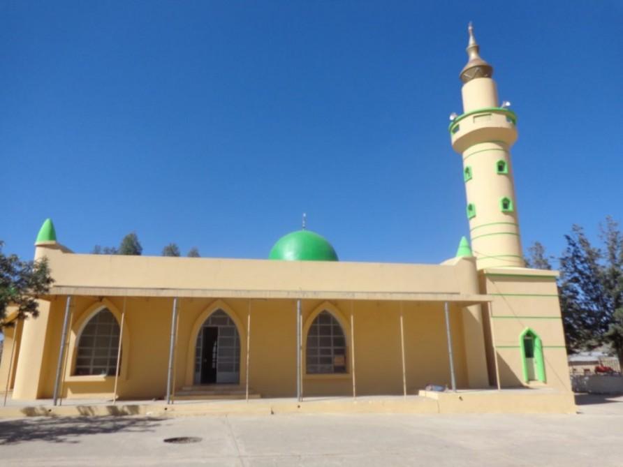Мечеть Наджаши / azertag.az