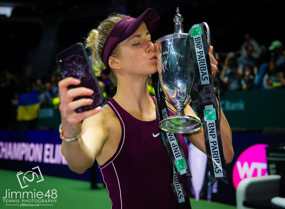 Элина Свитолина / Jimmie48 Photographie WTA