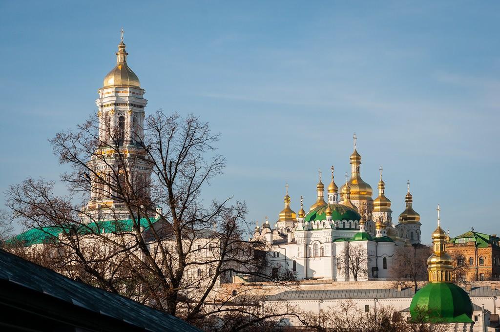 Киево-Печерская лавра, иллюстрация /Wikiway.com