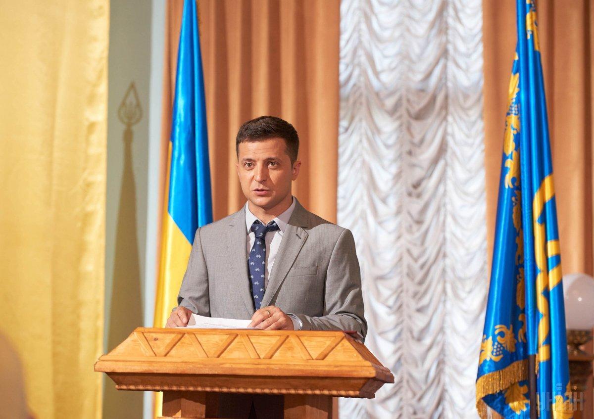 "Владимира Зеленского, согласно опросу, поддержат 10,8% / фото пресс-служба студии ""Квартал 95"""