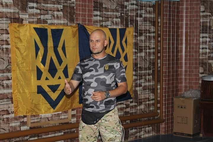 Yuriy Malimonov, who is a member of the National Squad / Photo from facebook.com/sseredagrad
