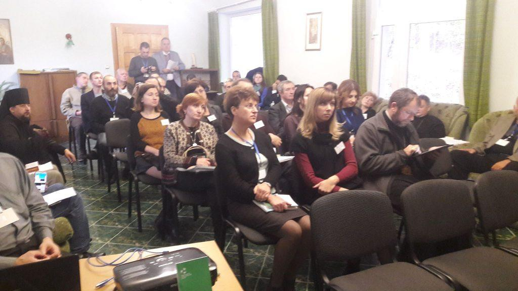 Участь в конференції взяло духовенство та науковці з кількох країн Східної Європи / m-church.org.ua
