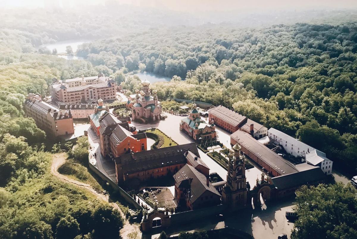 Голосеевский монастырь / facebook.com