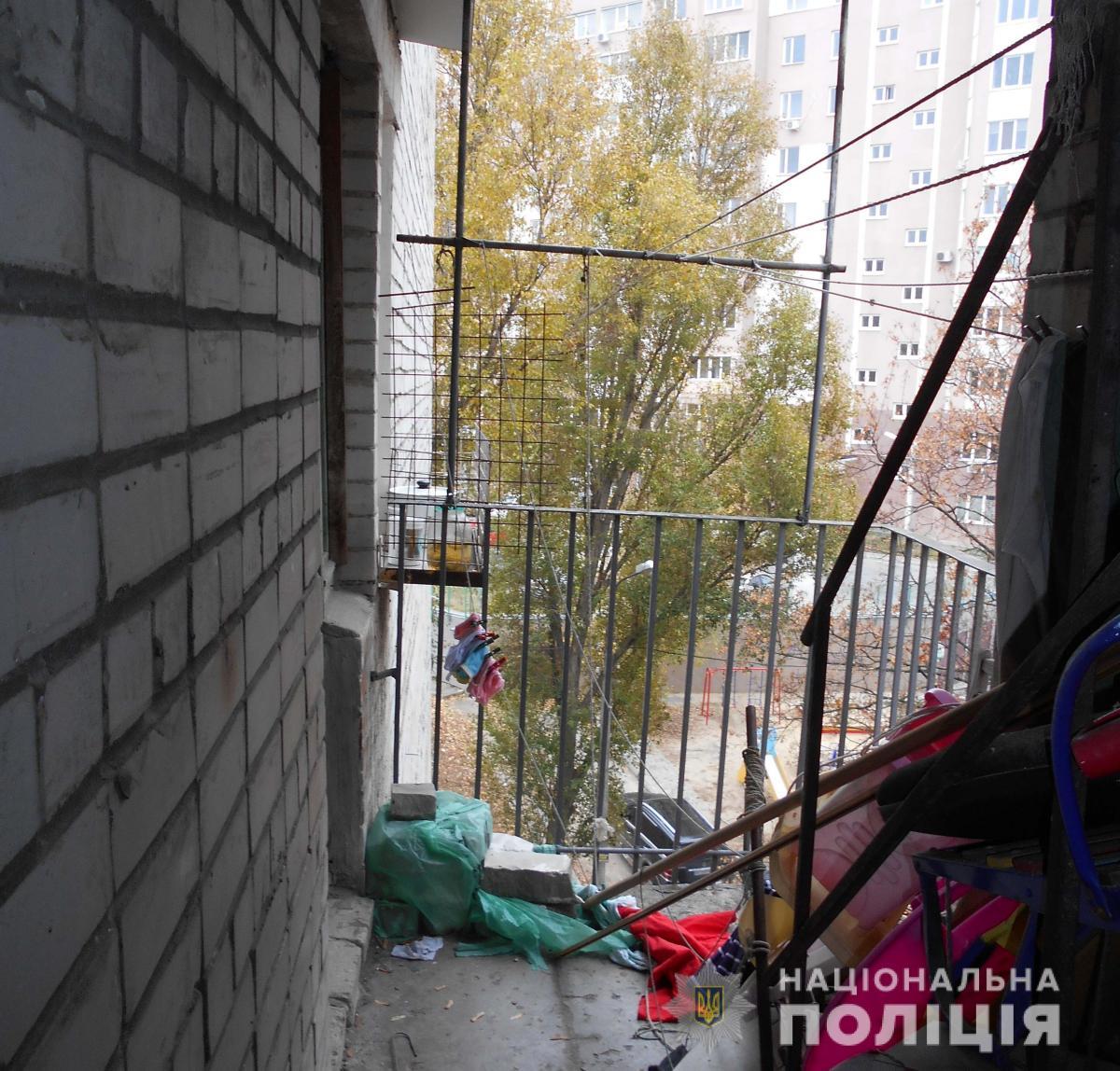 В Харькове школьница покончила жизнь самоубийством / фото hk.npu.gov.ua