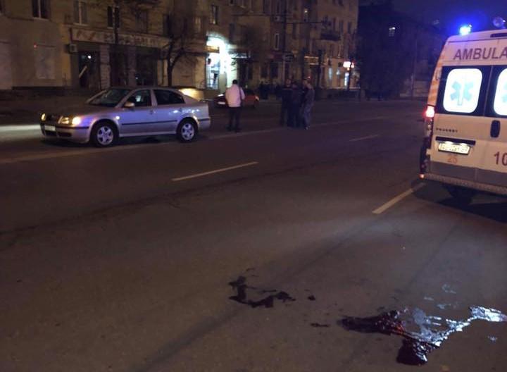 В Кривом Роге журналист совершил смертельное ДТП / фото facebook.com/NikolayKolesnyk