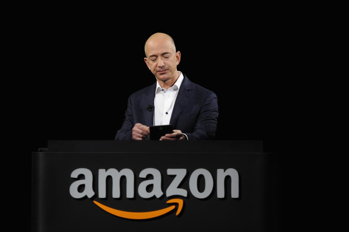 Засновник Amazon Джефф Безос / REUTERS