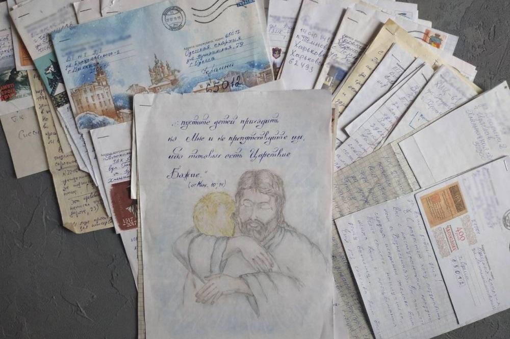 Одесские священники отправили посылки по просьбам заключенных со всей Украины/ eparhiya.od.ua