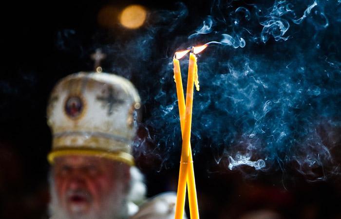 """В РПЦ считают, что """"трагедия в Украине имеет мистическое измерение""""/ Фото: ТАСС, Валерий Шарифулин"""