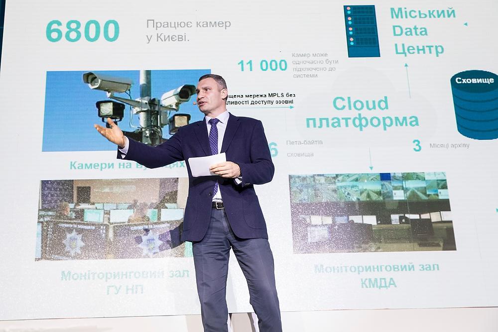 Кличко: у більш ніж 1200 одиницях громадського транспорту Києва вже є доступ до WiFi / kiev.klichko.org