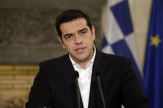Премьер Греции / fdlx.com