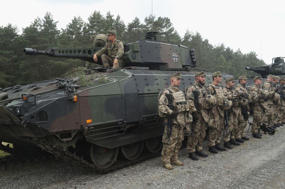 Німеччина 10 років тому скасувала обов'язкову службу в армії/ Flickr/World Armies
