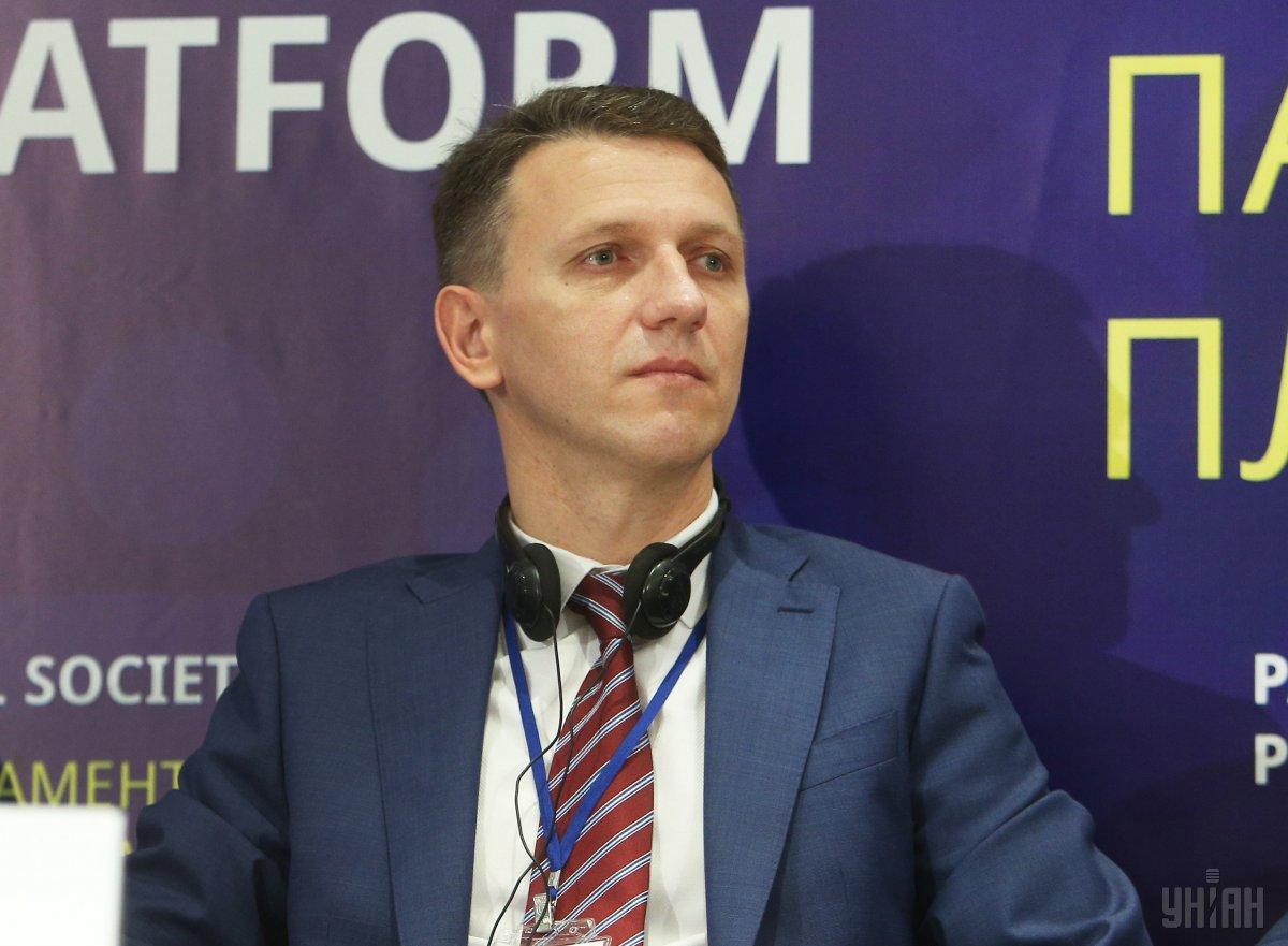 Голова ДБР Роман Труба / Фото УНІАН