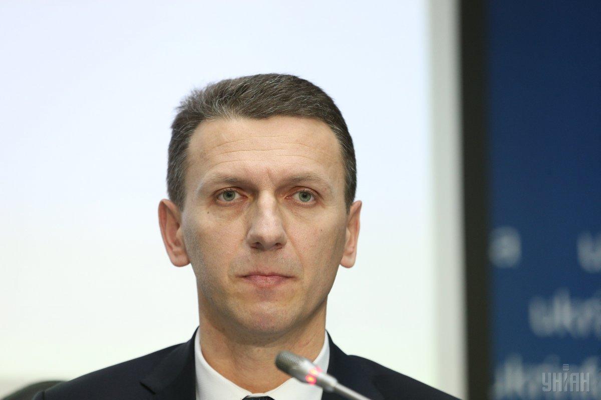 Труба отметил, что на сегодняшний день еще занимает должность директора бюро / фото УНИАН