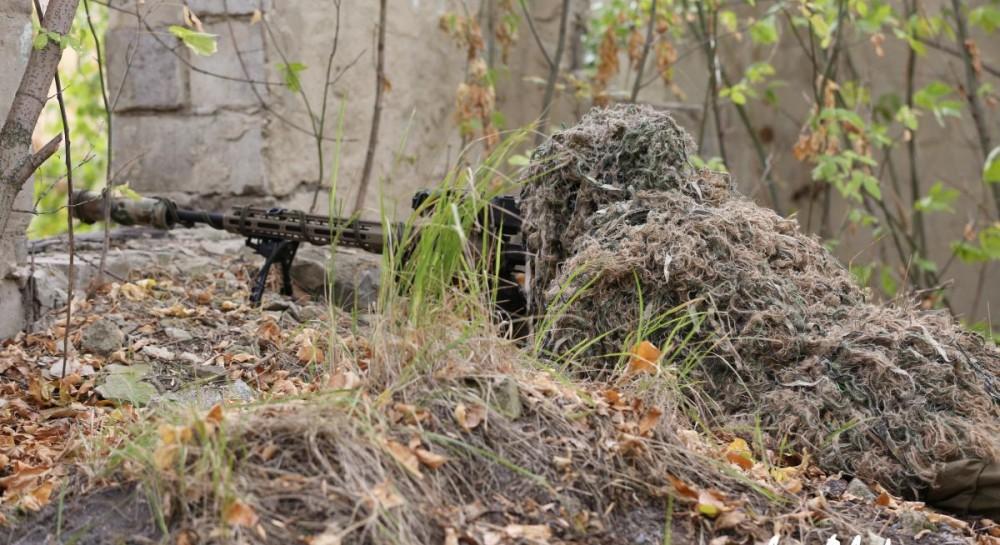 Ukraine's army retakes village in 'gray zone' near