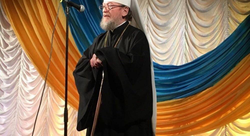Священнослужителі УПЦ взяли участь в урочистостях з нагоди Дня захисника  Вітчизни (5.99 21) afe4024f700aa