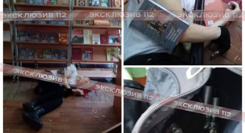 Читайте також Масове вбивство в Керчі  добірка моторошних кадрів нападу на  коледж (фото 3f682f8e8efcf