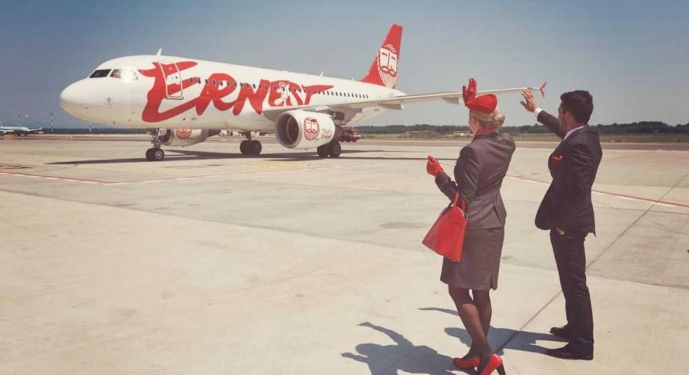 7b35f56819e6d Новости Харькова - Лоукостер Ernest Airlines открывает прямое сообщение с  Миланом и Римом из аэропорта Харькова | УНИАН