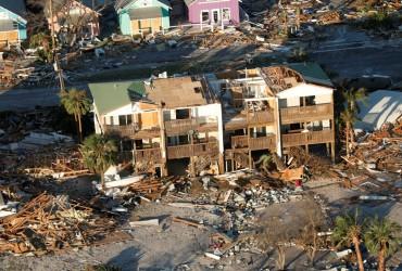 """""""Ураган века"""" в США: количество жертв возросло до 13 человек"""