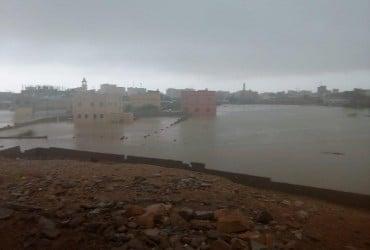 Оман и Йемен пострадали от наводнения