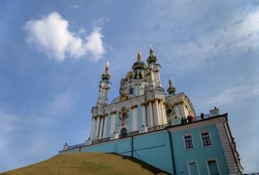 После пяти лет реставрации: Андреевскую церковь откроют для посетителей в этом месяце