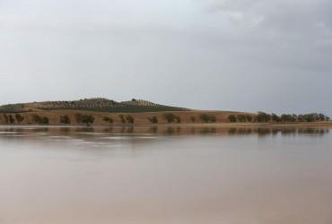 Юг Испании пострадал от сильного наводнения
