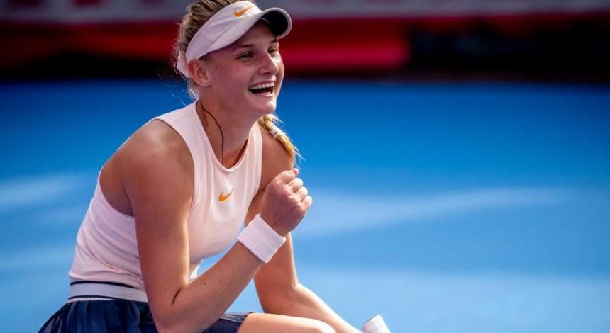 Украинка Ястремская уверенно обыграла 11-ю ракетку мира и сыграет в финале турнира в Страсбурге