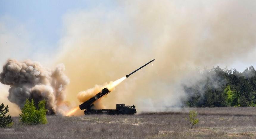 Ukraine Army getting new powerful MLRS (Photo)