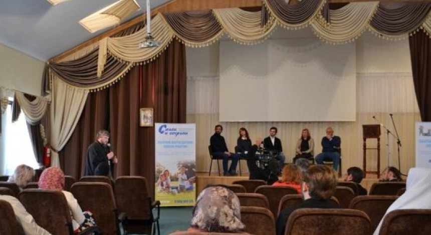 В Голосеевском монастыре медики, священники и психологи обсудили проблему спасения жизни нерожденных детей