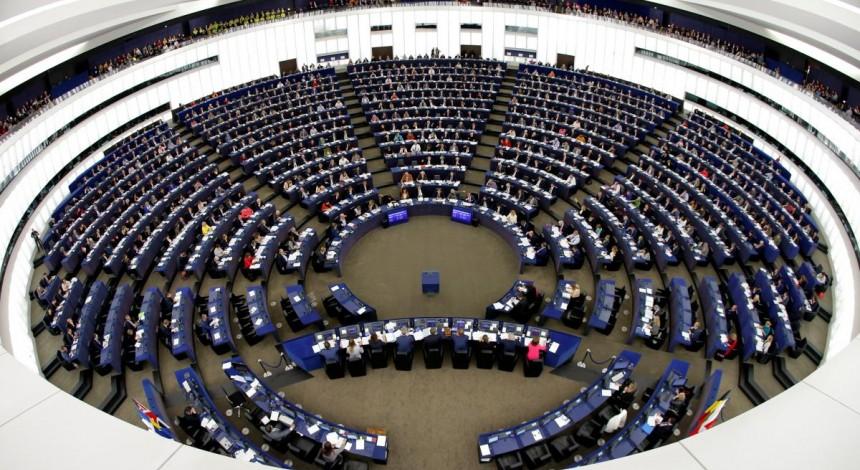 Европарламент представил первый прогноз итогов выборов