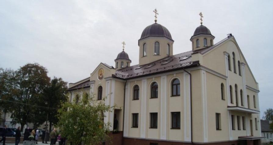 Святопокровский монастырь / zik.ua