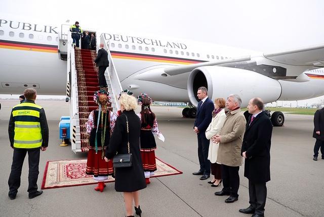Кличко встретился с Ангелой Меркель / фото kiev.klichko.org