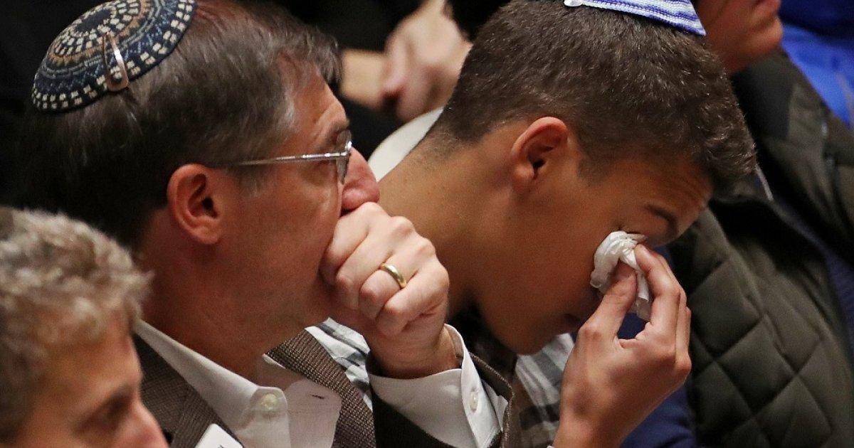 Во всех синагогах Украины почтят жертв трагедии в Питсбурге / malaymail.com
