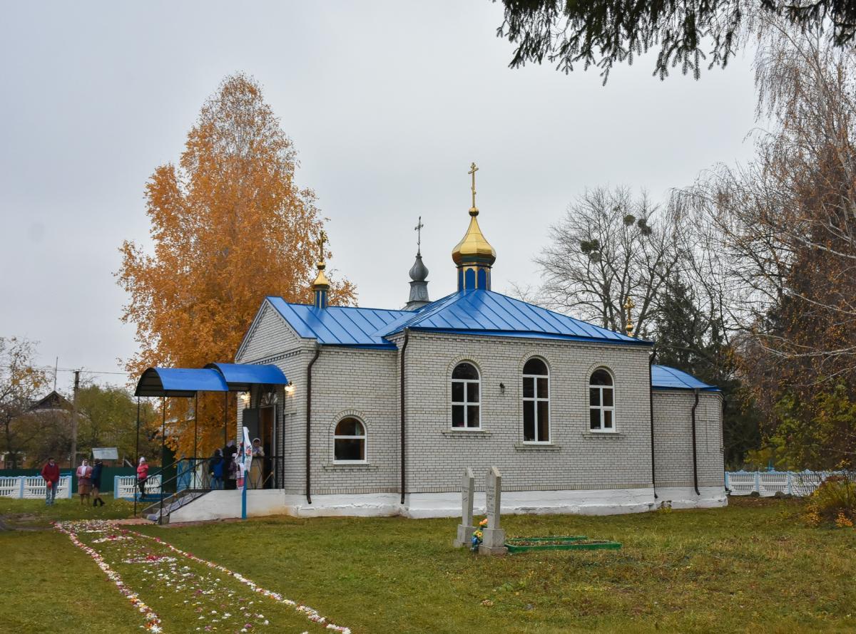 В Винницкой области освятили новый православный храм / orthodox.vinnica.ua
