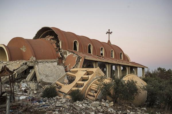 Террористы ИГИЛ уничтожили в Ираке десятки церквей / islam-today.ru