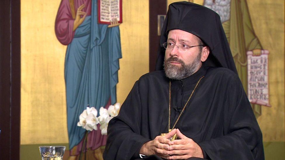 Архиепископ Тельмиский Иов (Геча) / bbc.com