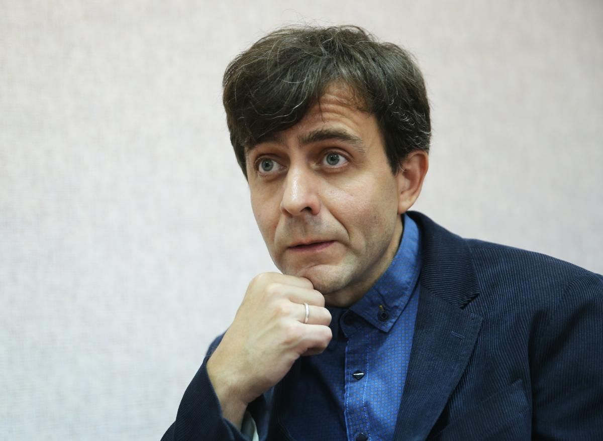 Глава секции клинической психологии Ассоциации психиатров Украины Виталий Матусевич / фото УНИАН