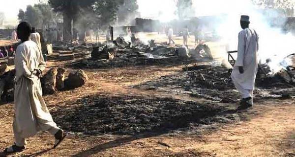 В Нигерии террористы заживо сожгли имама и его семью / islam-today.ru