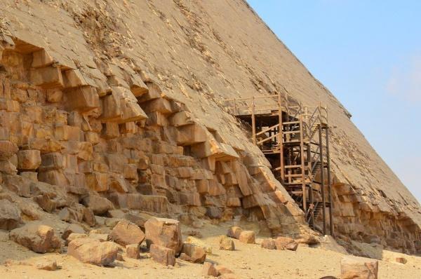 Ученые нашли вероятный способ строительства древнеегипетских пирамид / islam-today.ru