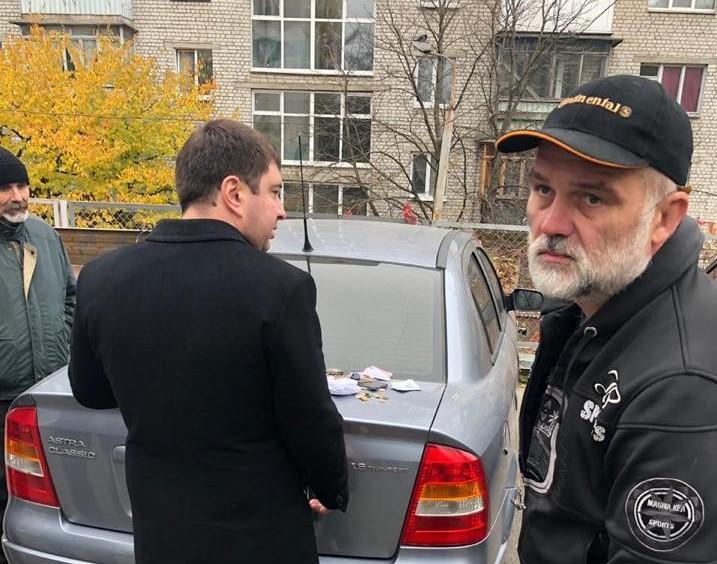 У Києві затримали екс-голову апеляційного суду КримуВалерія Чорнобука / фото facebook.com/LarysaSargan