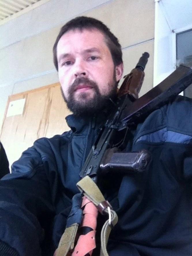Снайпер боевиков Донбасса Шадров / фото myrotvorets.center