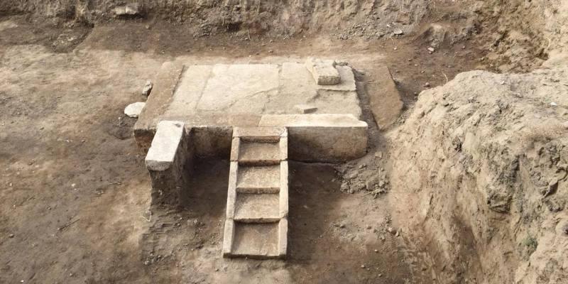 В Египте нашли святилище времён Рамзеса II / sedmitza.ru